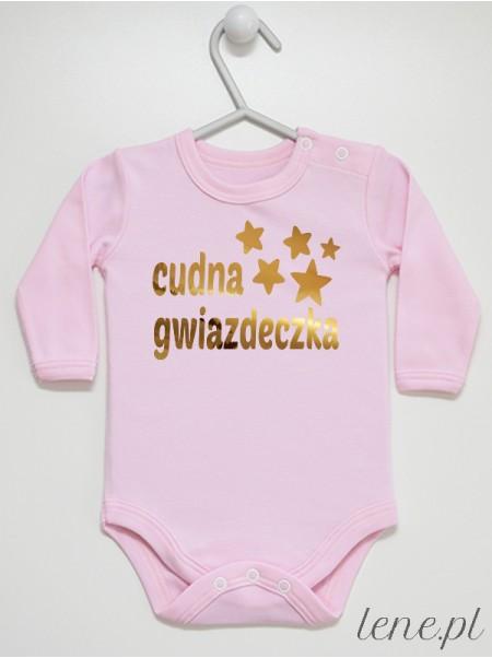 Cudna Gwiazdeczka - body niemowlęce