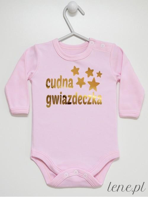 Body niemowlęce Cudna Gwiazdeczka