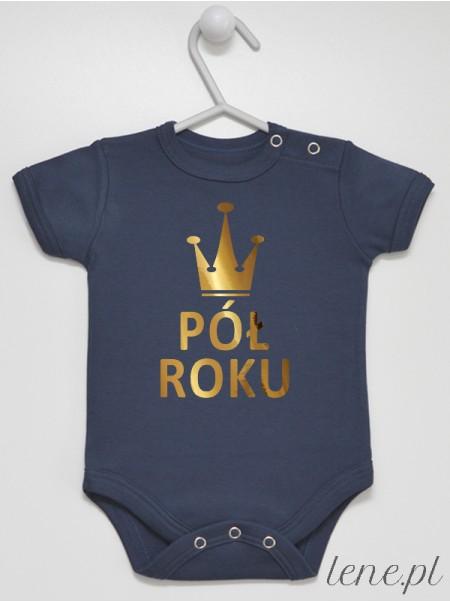Pół Roku - body niemowlęce