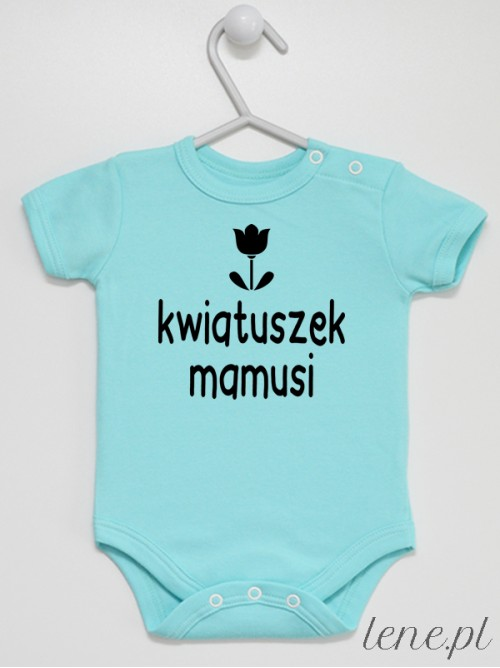 Body niemowlęce Kwiatuszek Mamusi