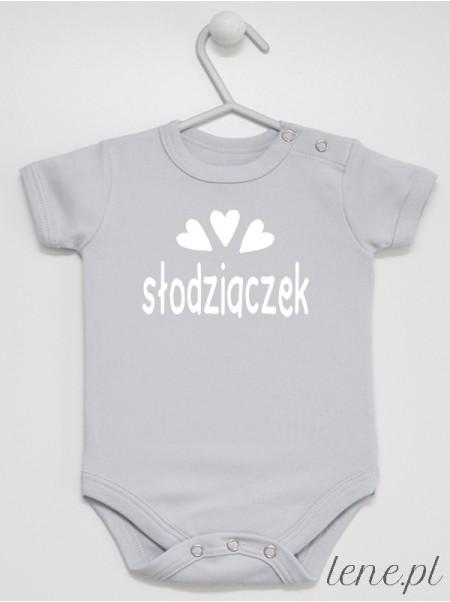 Słodziaczek - body niemowlęce