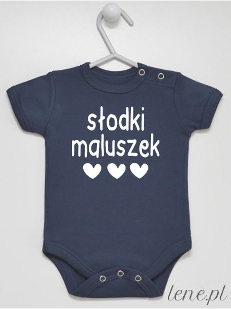 Słodki Maluszek - body niemowlęce