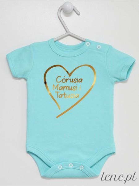 Córusia Mamusi I Tatusia - body niemowlęce