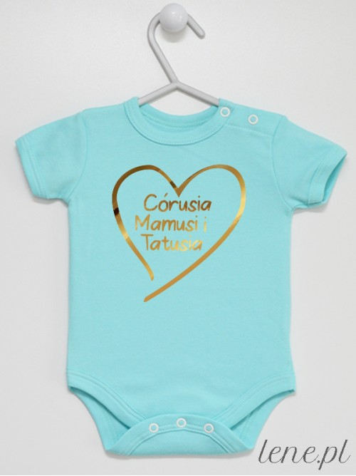 Body niemowlęce Córusia Mamusi I Tatusia