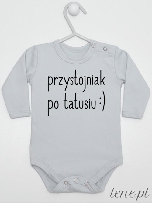 Body niemowlęce  Przystojniak Po Tatusiu