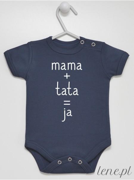 Mama Tata Ja - body niemowlęce