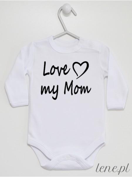 Love My Mom - body niemowlęce