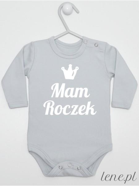 Mam Roczek 01 - body niemowlęce