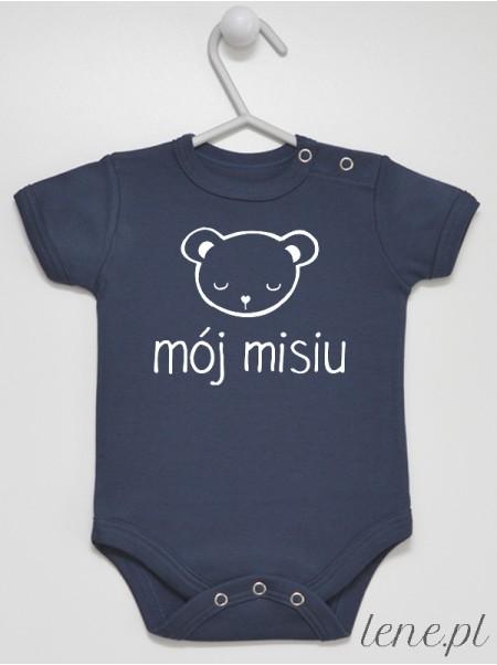 Mój Misiu - body niemowlęce