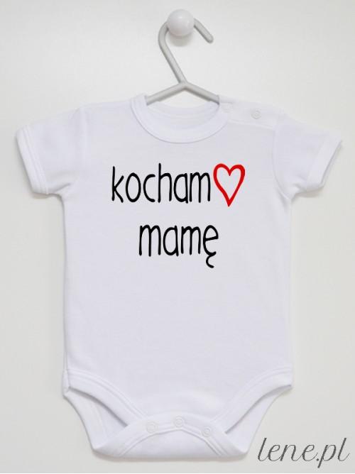 Body niemowlęce  Kocham Mamę