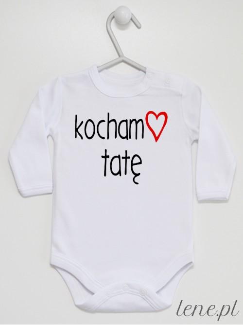Body niemowlęce  Kocham Tatę