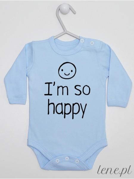 I'M So Happy - body niemowlęce