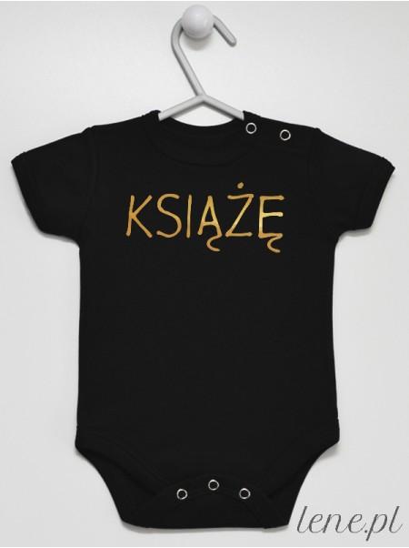 Książę 02 - body niemowlęce