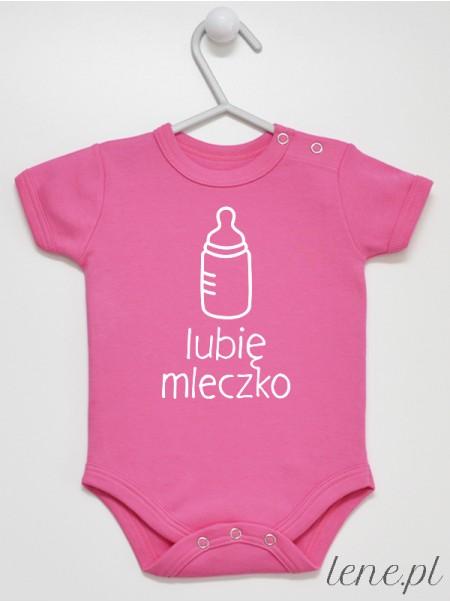 Lubię Mleczko - body niemowlęce