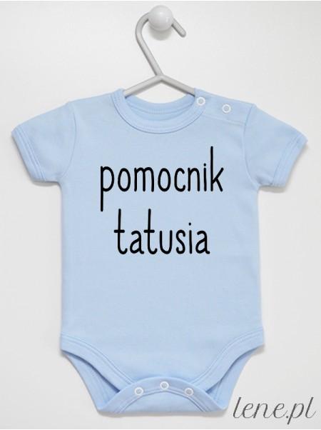 Pomocnik Tatusia - body niemowlęce