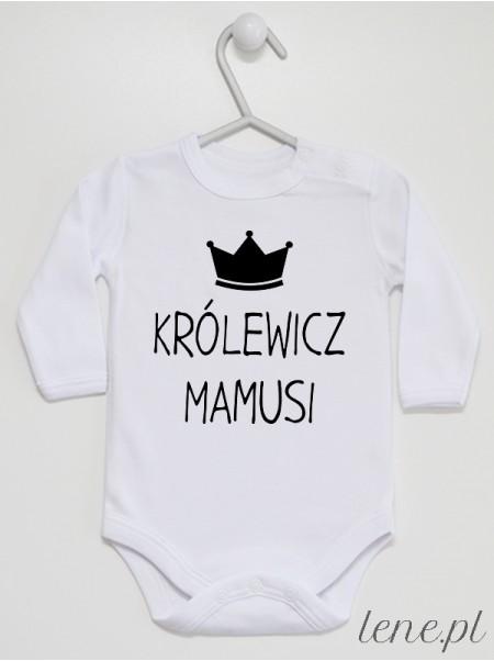 Królewicz Mamusi - body niemowlęce