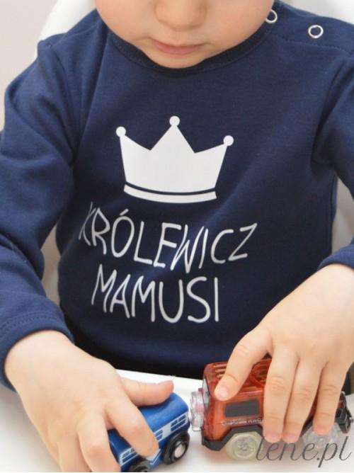 Body niemowlęce  Królewicz Mamusi
