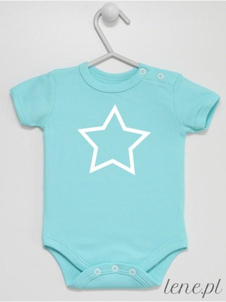 Gwiazda 01 - body niemowlęce