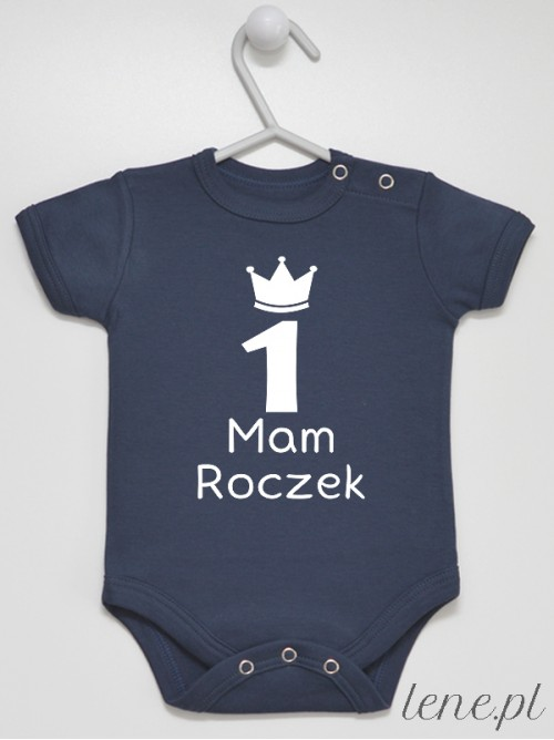 Body niemowlęce Mam Roczek 04