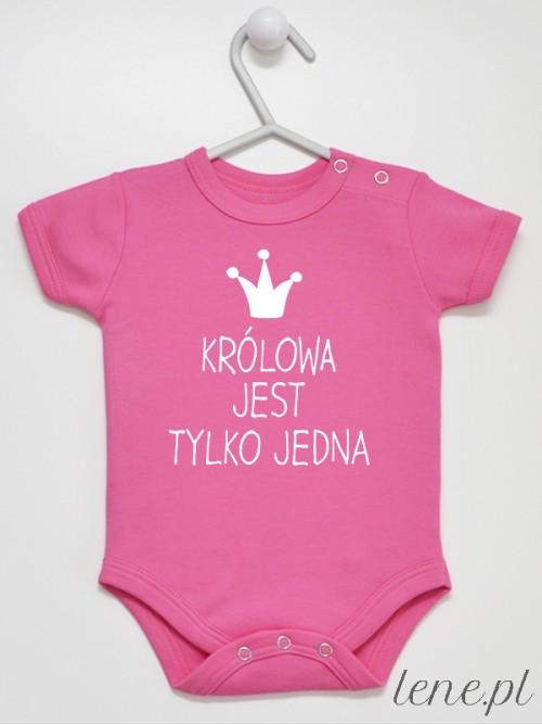 Body niemowlęce Królowa Jest Tylko Jedna
