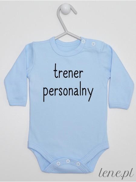 Trener Personalny - body niemowlęce