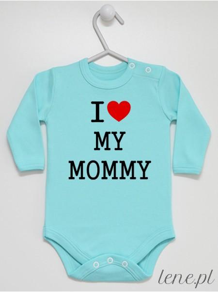 I Love Mommy 01 - body niemowlęce