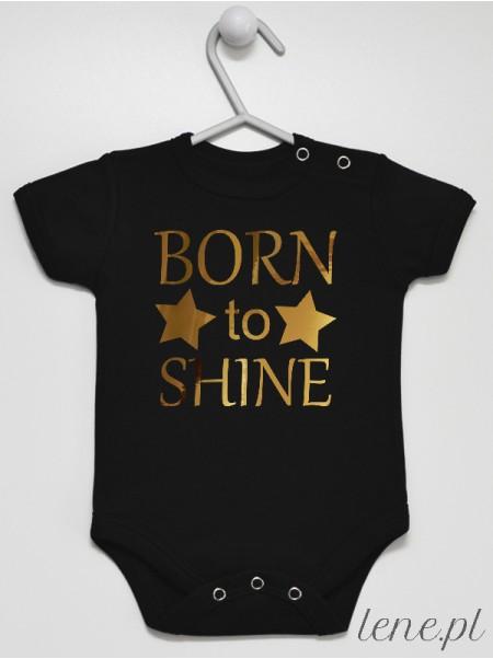 Born To Shine - body niemowlęce