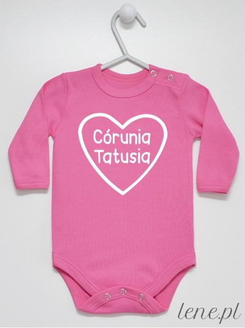 Body niemowlęce Córunia Tatusia 01