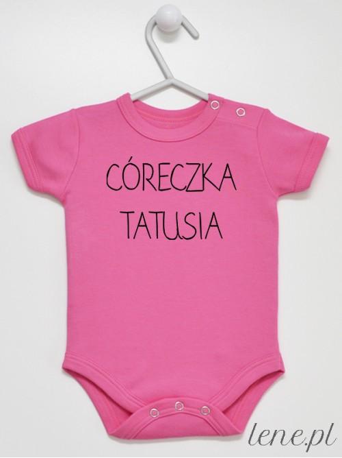 Body niemowlęce Córeczka Tatusia 01