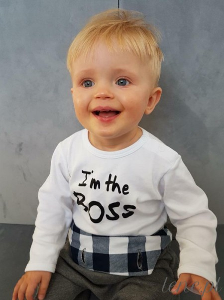 I`m The Boss - body niemowlęce