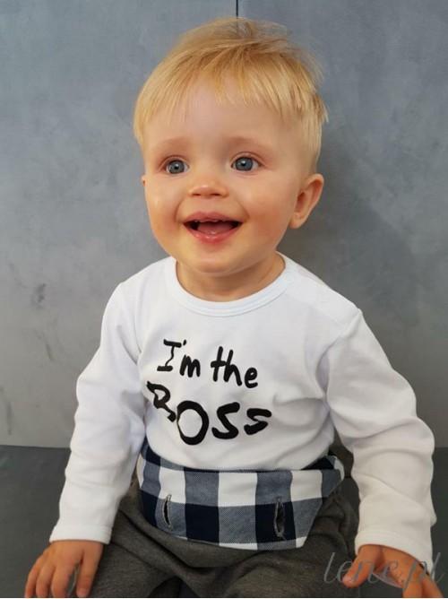 Body niemowlęce I`m The Boss