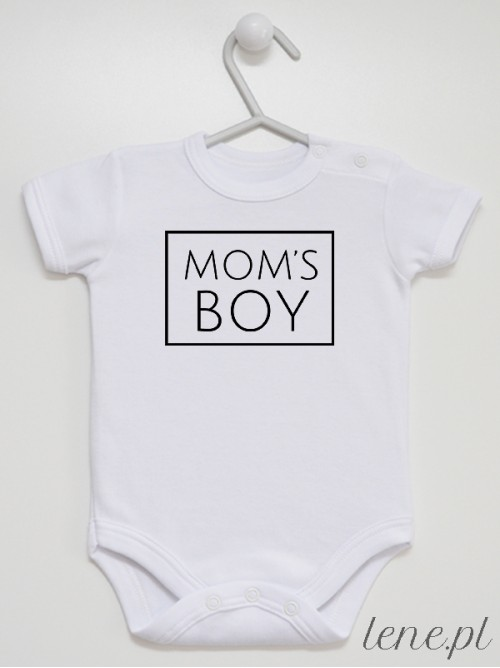 Body niemowlęce Mom`s Boy