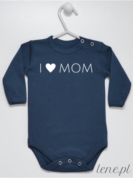 I Love Mom - body niemowlęce