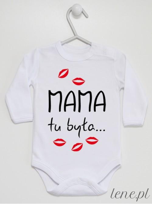 Body niemowlęce Mama Tu Była