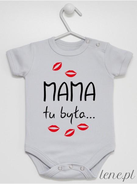 Mama Tu Była - body niemowlęce