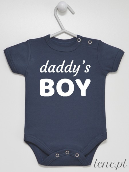 Daddy's Boy - body niemowlęce