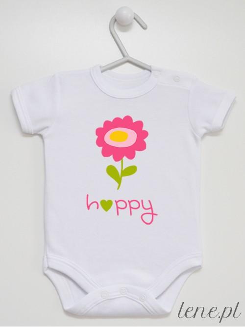 Body niemowlęce Happy Kwiatek