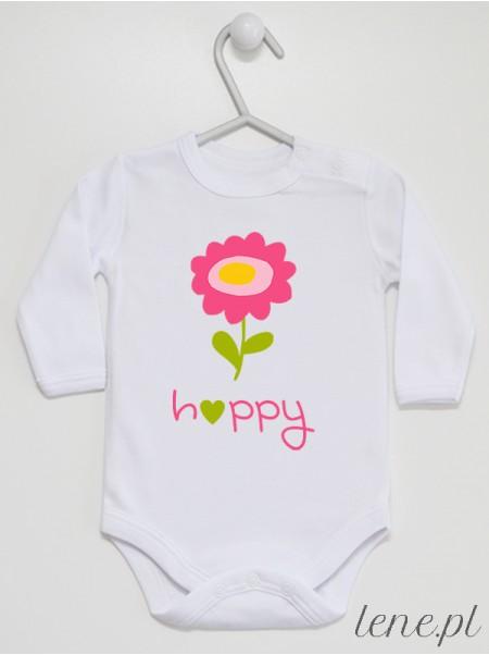 Happy Kwiatek - body niemowlęce