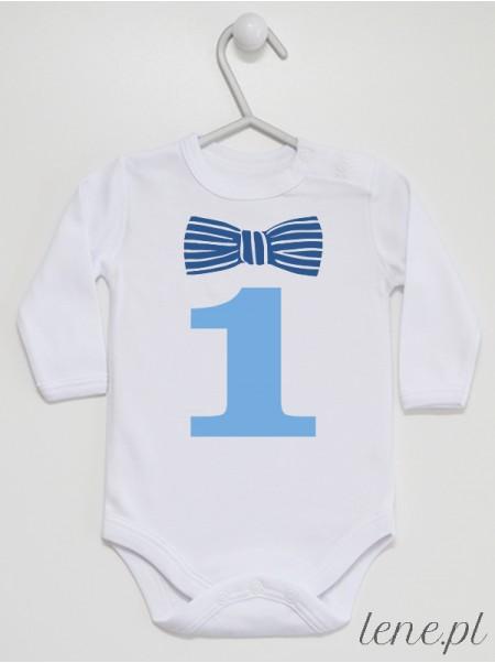 Roczek Muszka 04 - body niemowlęce
