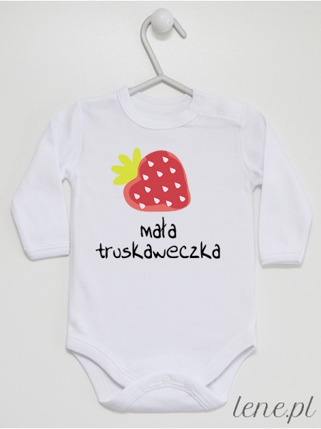 Mała Truskaweczka - body niemowlęce