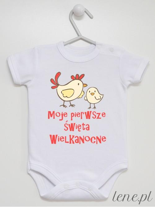 Body niemowlęce Kurka I Kurczaczek