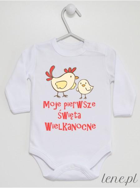 Kurka I Kurczaczek  - body niemowlęce