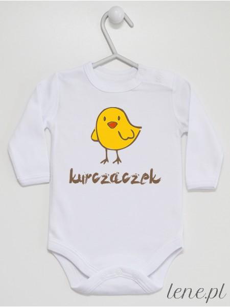 Kurczaczek - body niemowlęce