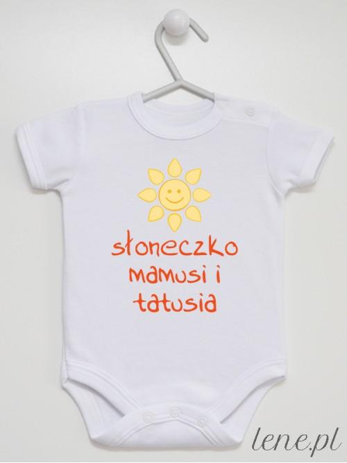 Body niemowlęce Słoneczko Mamusi I Tatusia