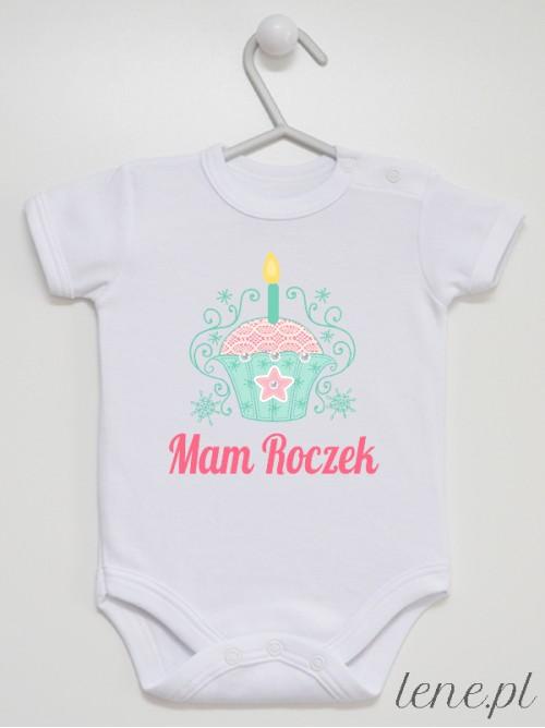 Body niemowlęce Ciasteczko - Mam Roczek!