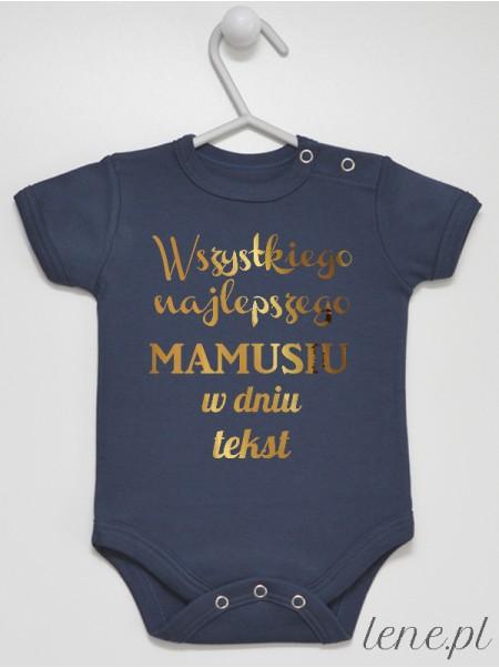 Życzenia Dla Mamy Z Tekstem - body niemowlęce