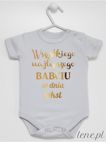 Życzenia Dla Babci Z Tekstem - body niemowlęce
