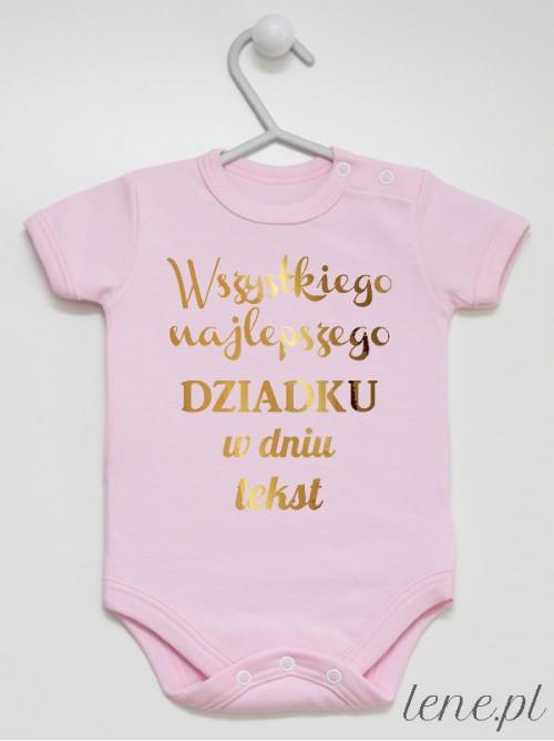 Body niemowlęce Życzenia Dla Dziadka Z Tekstem
