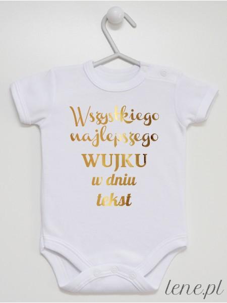 Życzenia Dla Wujka Z Tekstem - body niemowlęce