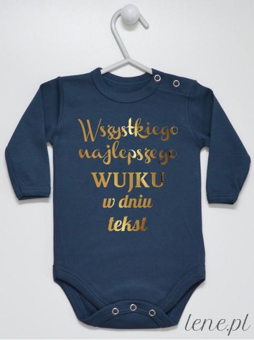 Body niemowlęce Życzenia Dla Wujka Z Tekstem